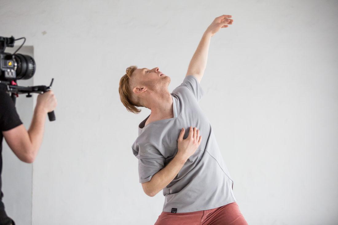 Bartosz Wójcik taniec