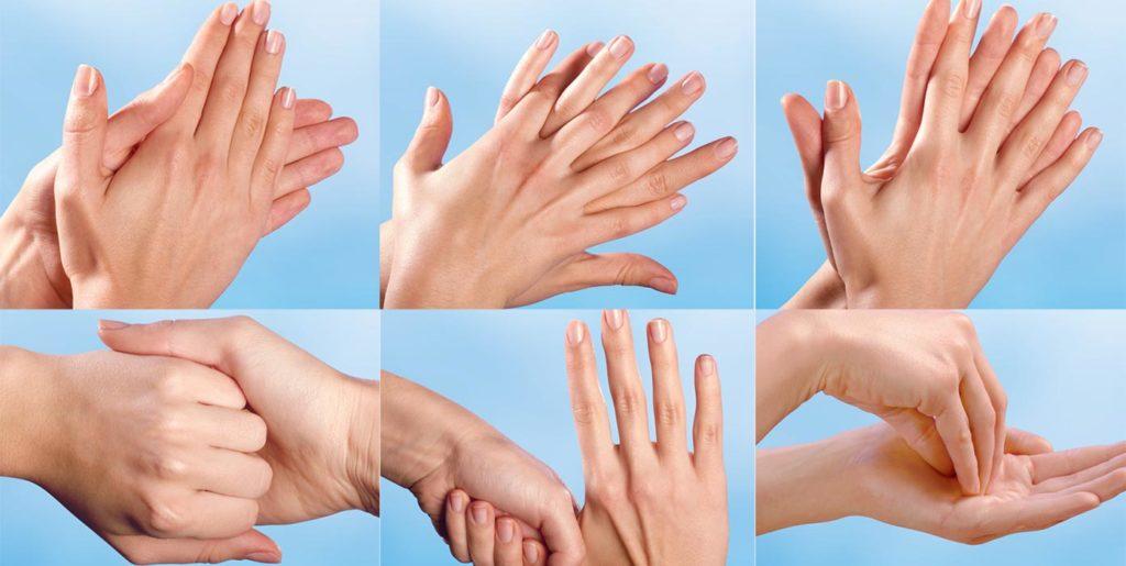 koronawirus dezynfekcja rąk