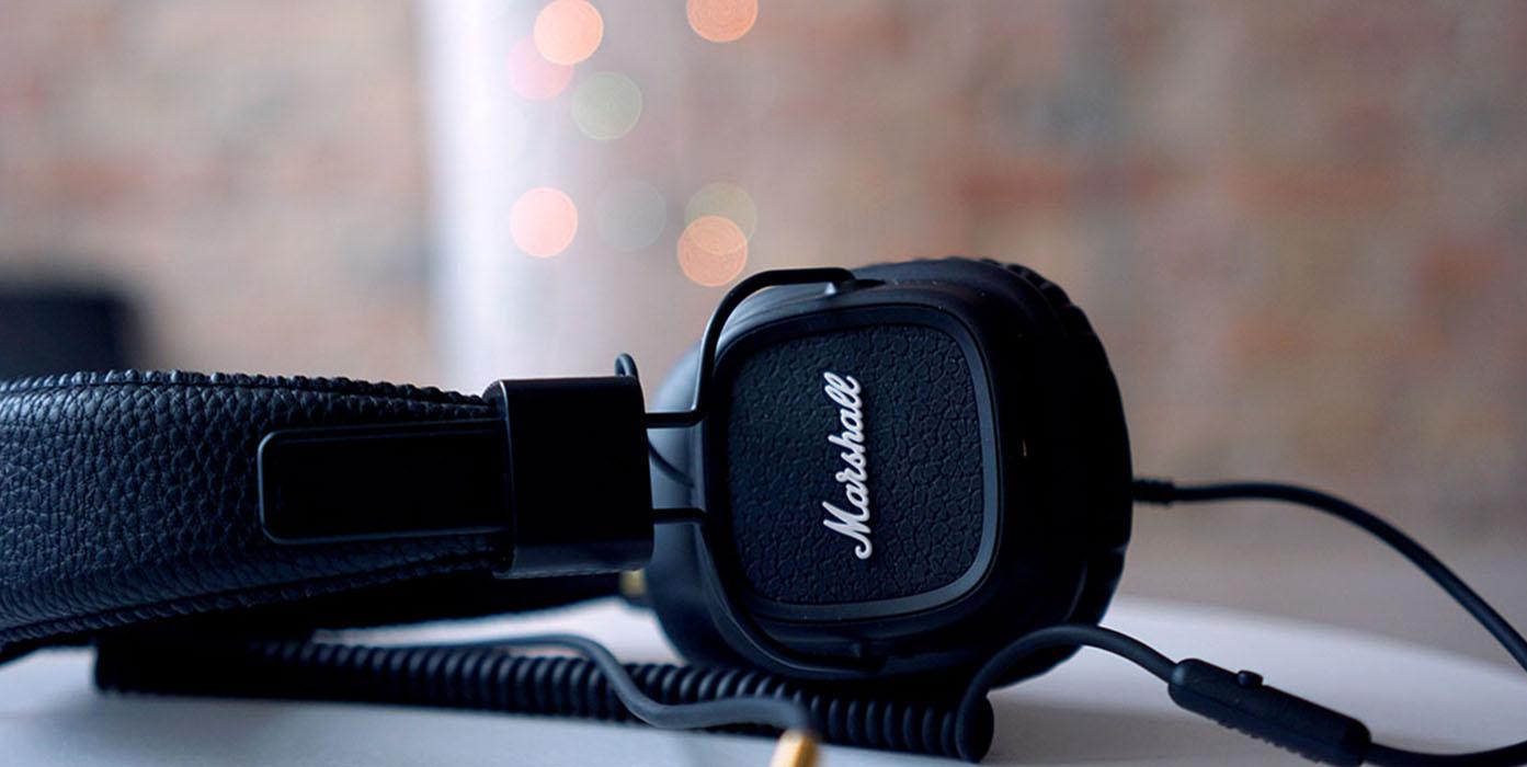 słuchawki Marshall