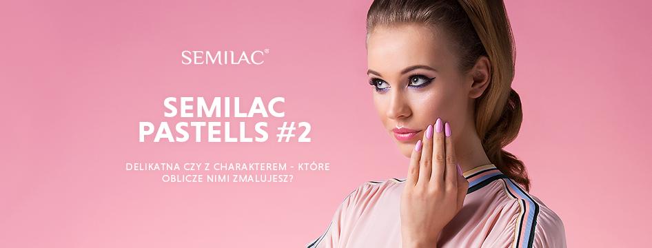 Semilac - pastells